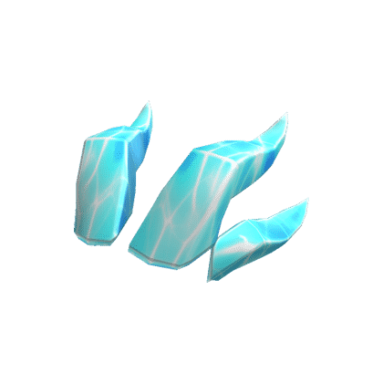 Roblox Promo Codes icy-horns